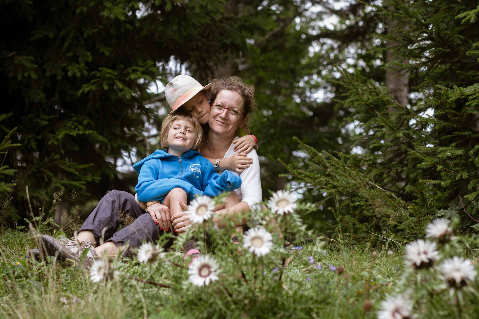 Familienfotografie Oberstaufen