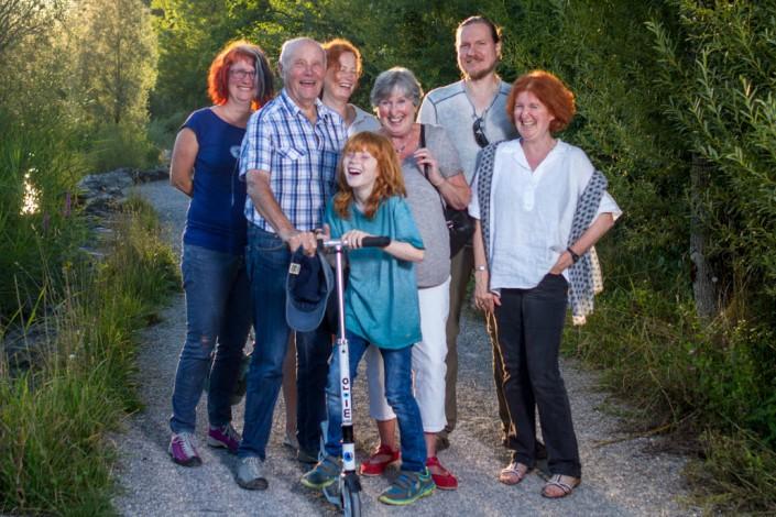 Portraitfotograf Familie