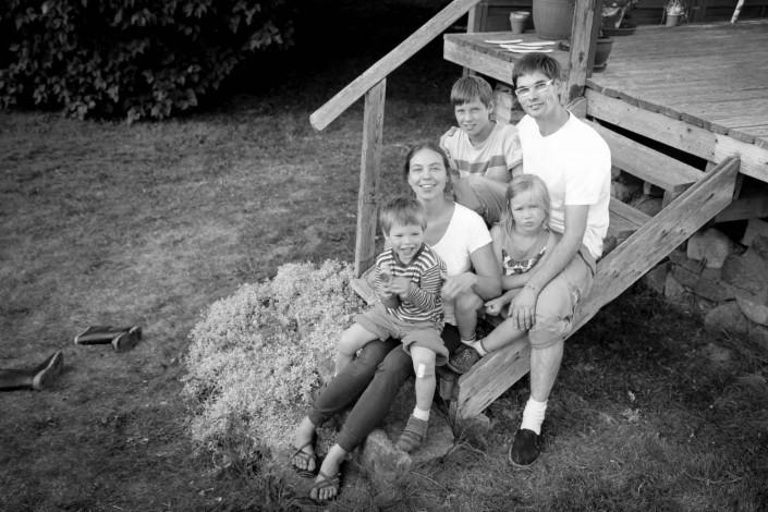 Familie-Kinderfotografie