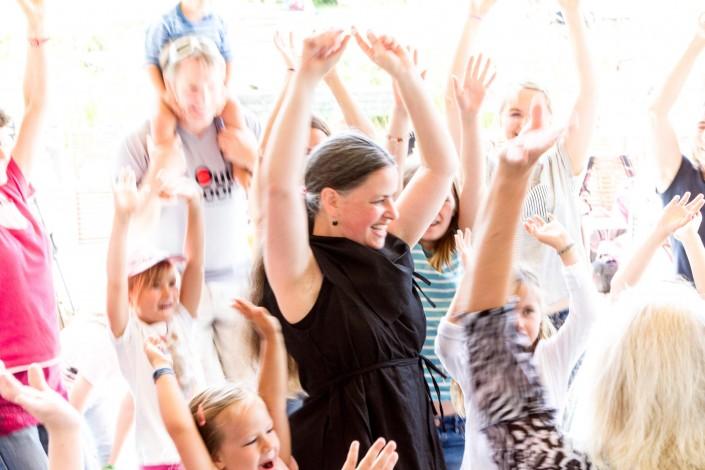 Eventfotograie Tanzveranstaltung